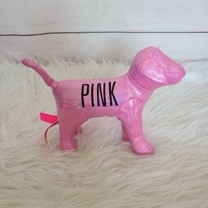PINK Collectors Dog Pink Metalic
